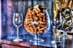 Wine Class Photo
