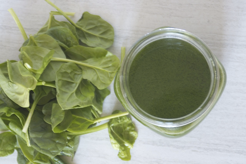Recipe - Natural Green Food Coloring - Classic Cooking Academ